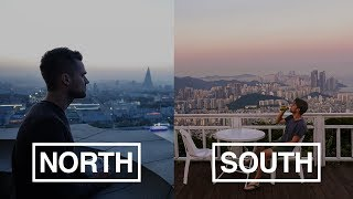 My life in North Korea vs South Korea thumbnail