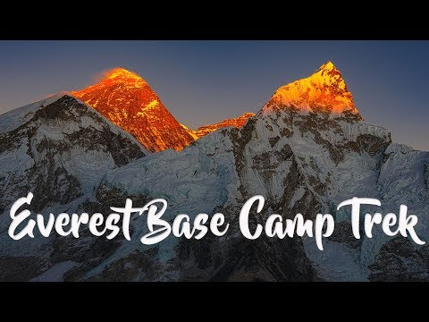 Everest Base Camp Trek | Jiri - EBC - Gokyo - Lukla