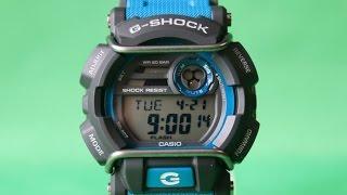G-SHOCK GD-400-2E | Огляд і настройка (російською) | Купити зі знижкою