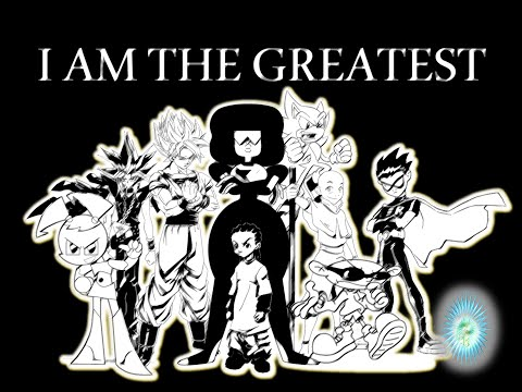 Childhood Heroes: Logic - I Am The Greatest AMV
