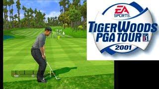 Tiger Woods PGA Tour 2001 ... (PS2)