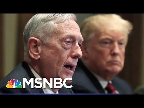 Atlantic: Mattis Found