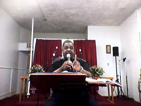 Don't conform to the world  bt Pastor C. E Thompson