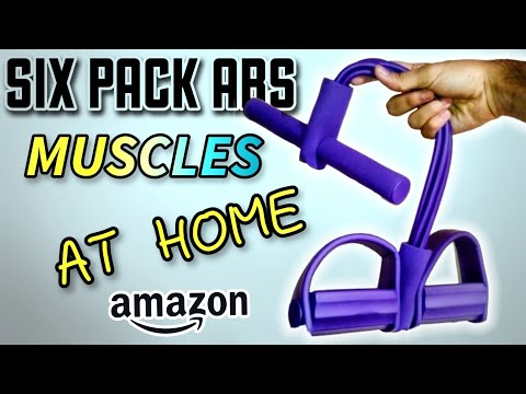 FULL BODY HOME WORKOUT NO GYM// INDIA , BEST HOME EXERCISE EQUIPMENT AMAZON | 6 Pack Abs 2019