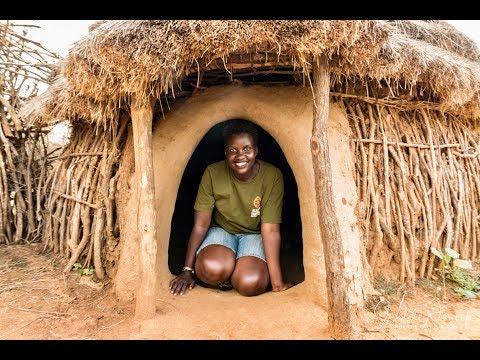 Karamojong Tribal Culture in Uganda
