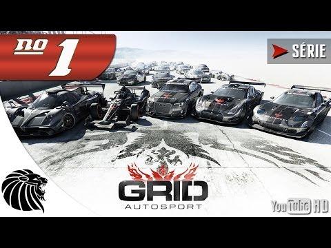 GRID Autosport / Série #1 [DETONADO / PT-BR]