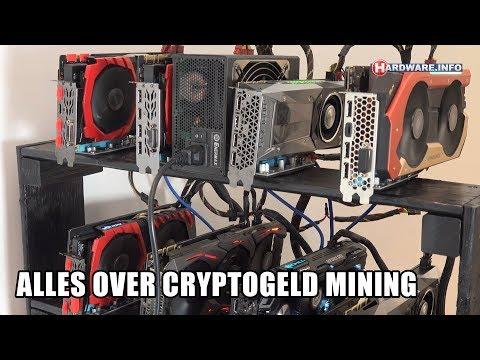 Alles Over GPU Mining Van Cryptogeld Als Ethereum En Zcash - Hardware.Info TV (4K UHD)