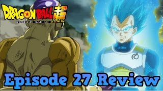 Dragon Ball Super Episode 27 Review: The Earth Explodes?! A Climatic Kamehameha