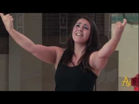 Adelphi University American Sign Language Idol: My Wish