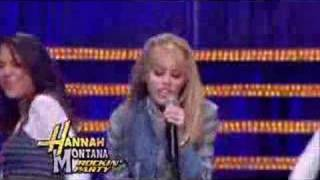 Watch Hannah Montana Old Blue Jeans video
