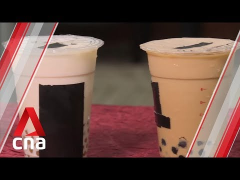 Brown sugar, foam toppings in bubble tea high in calories: Study