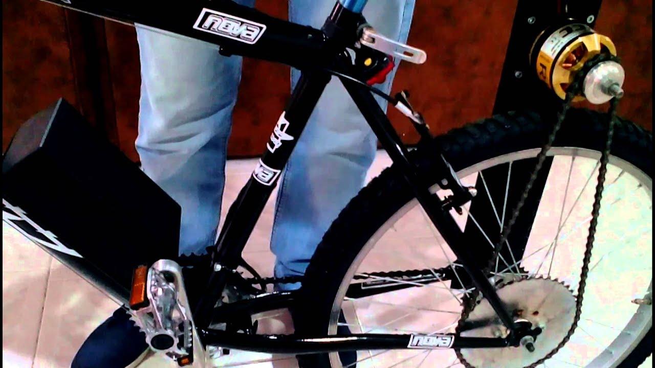 Bicicleta Electrica Motor Brushless Arduino Esc Electric