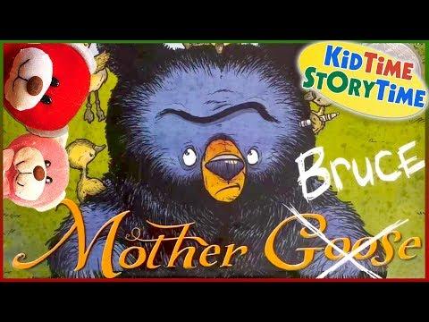 Mother Bruce ~ Bear Book READ ALOUD!