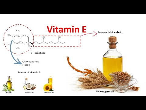 Vitamin E: Source, function and deficiency