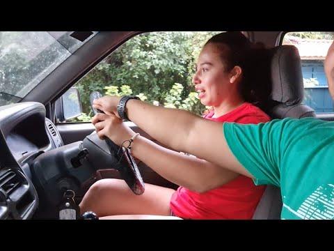 Download Cuidado 😱Aprendiendo a manejar carro con el gordito rondin y ashley