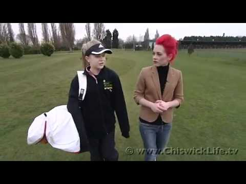 Is Chiswick home to future Ladies Golf Champion?