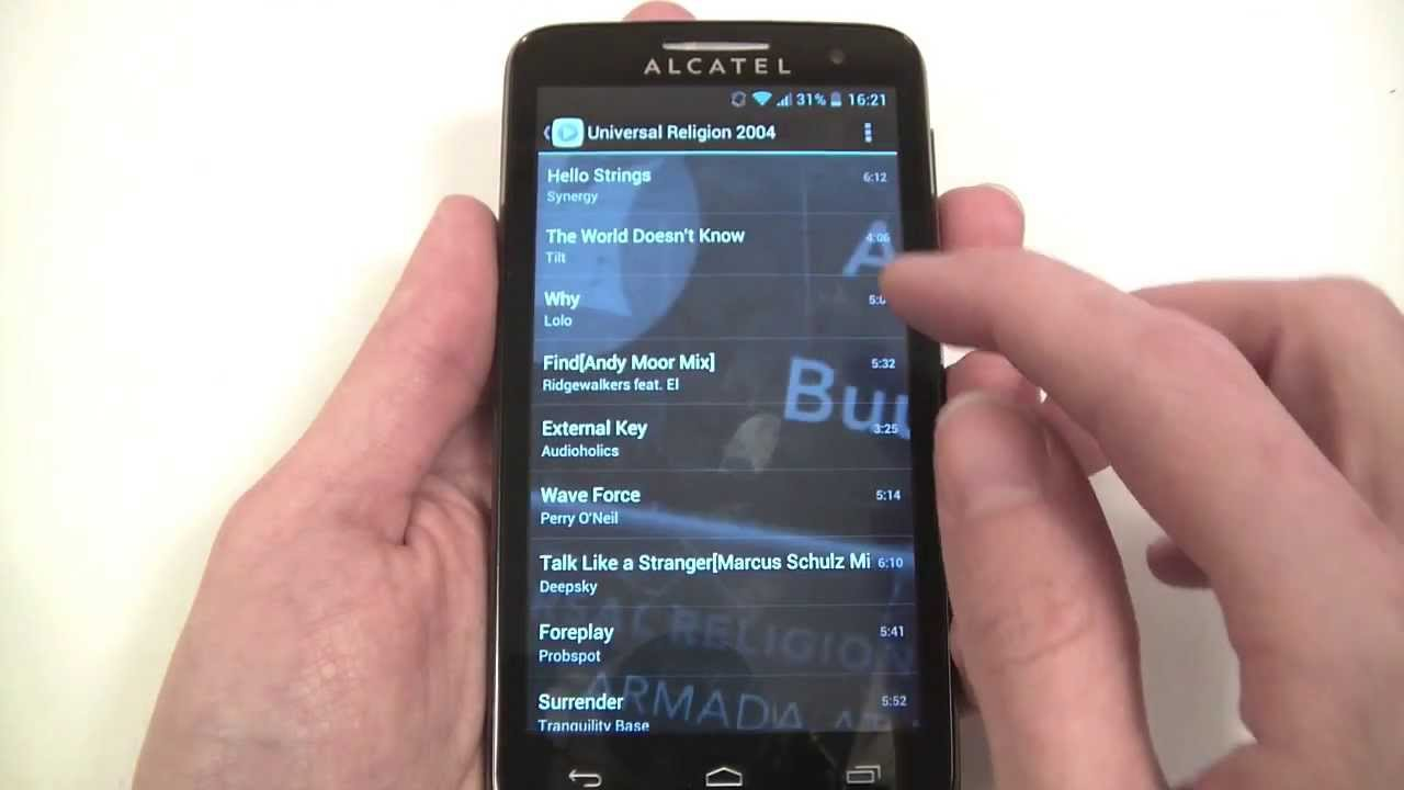 Alcatel One Touch X'Pop (OT-5035D) unboxing and hands-on