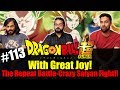 Dragon Ball Super ENGLISH DUB - Episode 113 - Group Reaction