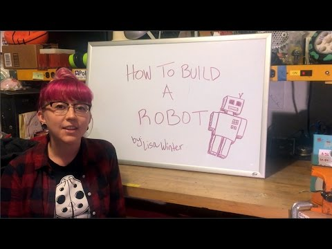 How To Build Robot