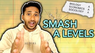How to ACE your A-LEVELS (100% will improve your grades) | 3 Important Tips