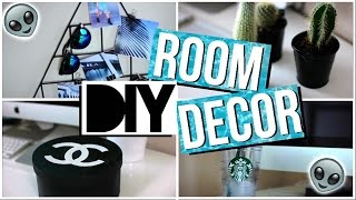 One of joeconza's most viewed videos: DIY Tumblr ROOM DECORATIONS!