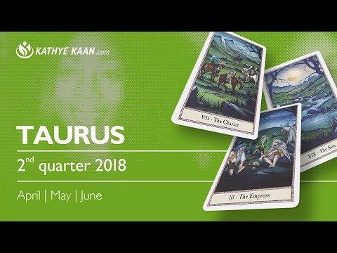 TAURUS FORECAST 2018 💕💕💕APRIL MAY JUNE