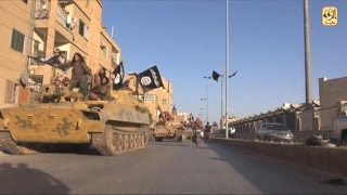 CBS News goes inside Raqqa City, ISIS' shrinking capital