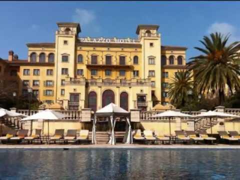The Palazzo Montecasino-Johannesburg