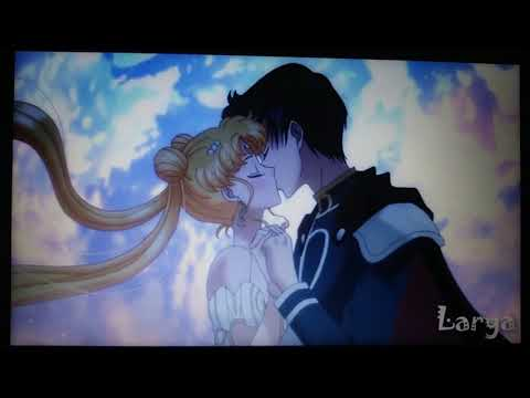Sailor Moon Crystal AMV Luke Bryan First Love Song