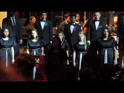 Freedom High School - Fall Masterworks Concert (11/15/2017) - Patriot Singers