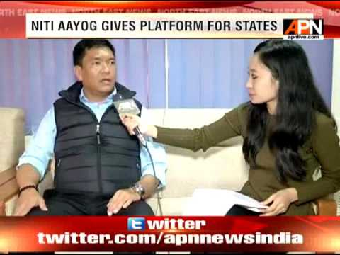 APN Exclusive: Pema Khandu first interview after joining BJP