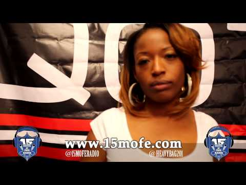 """3D NA'TEE @ QOTR """"MURDER SHE WROTE"""" Event: Explains Why She's There & More"""