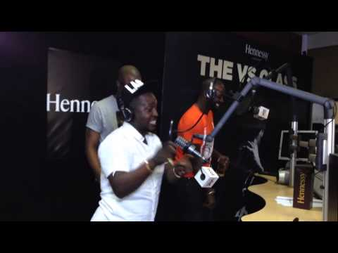M.I Abaga and Show Dem Camp freestyle at Beat FM 99.9