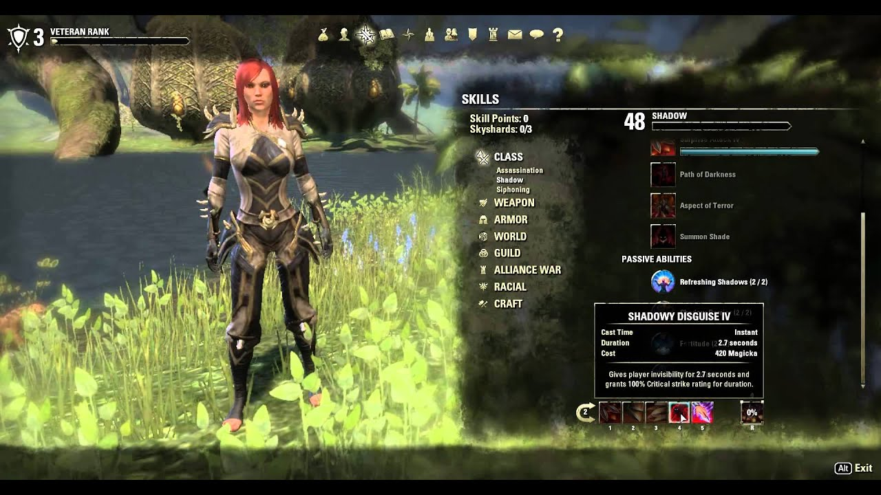 Pvp Crafting Set Builds Eso