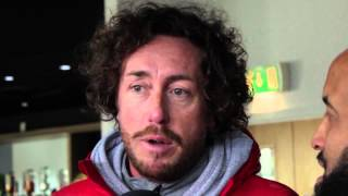 England cricketer Ryan Sidebottom on rugby league