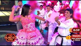 Gambar cover Fresialinda y La Chama tuvieron un muy disputado 'mano a mano' - Mi famoso puede