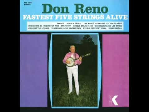 Fastest Five Strings Alive [1969] - Don Reno