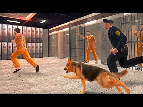 Prison Escape Police Dog Chase (by Bubble Fish Games) Android Gameplay [HD]