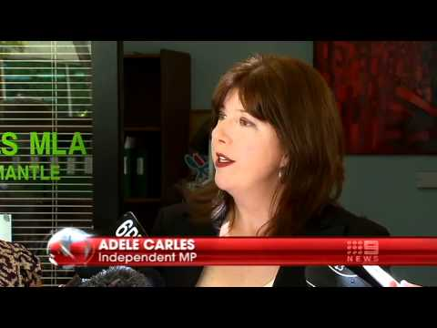 Adele Carles controversy | 9 News
