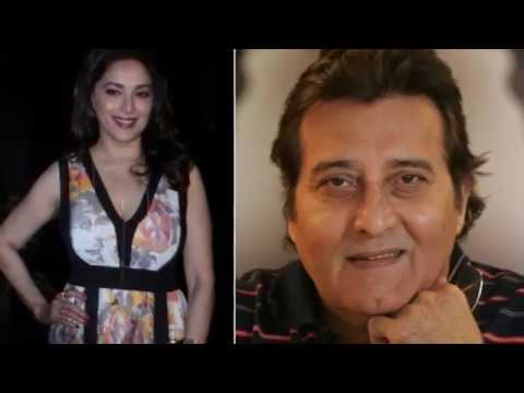 Madhuri Dixit and Vinod Khanna's acting in the film Dayavan