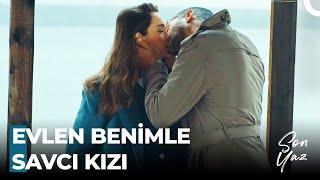 Akgün, Yağmur'a Evlenme Teklif Etti - Son Yaz 13. Bölüm (SON SAHNE)