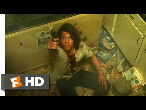 American Ultra (7/10) Movie CLIP - The Old Frying Pan Bullet