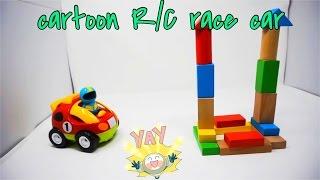 Çizgi Film R/C Yarış Arabası Radyo Kontrol Oyuncak İncelemesi