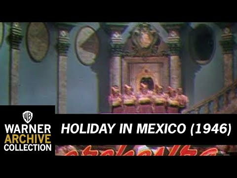 Holiday in Mexico Original Theatrical