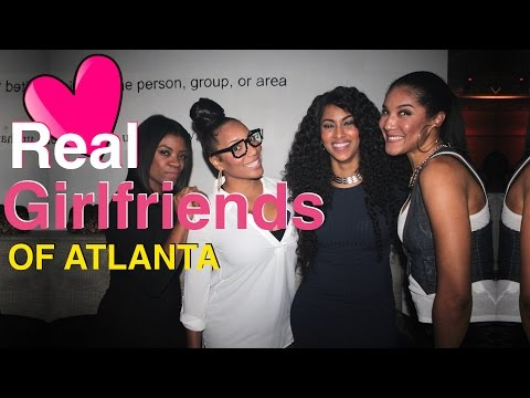 WORSE KARAOKE EVER  🎤😩 | REAL GIRLFRIENDS OF ATLANTA | CHINACANDYCOUTURE VLOGS
