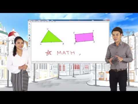 รู้คณิตชีวิตเรื่องง่าย Easy Life by Mathematics  ตอน มีอะไรใน Sketchpad 5.06