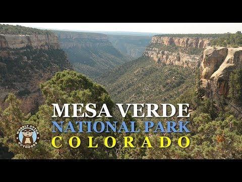 Camping & Exploring Mesa Verde National Park And Four Corners