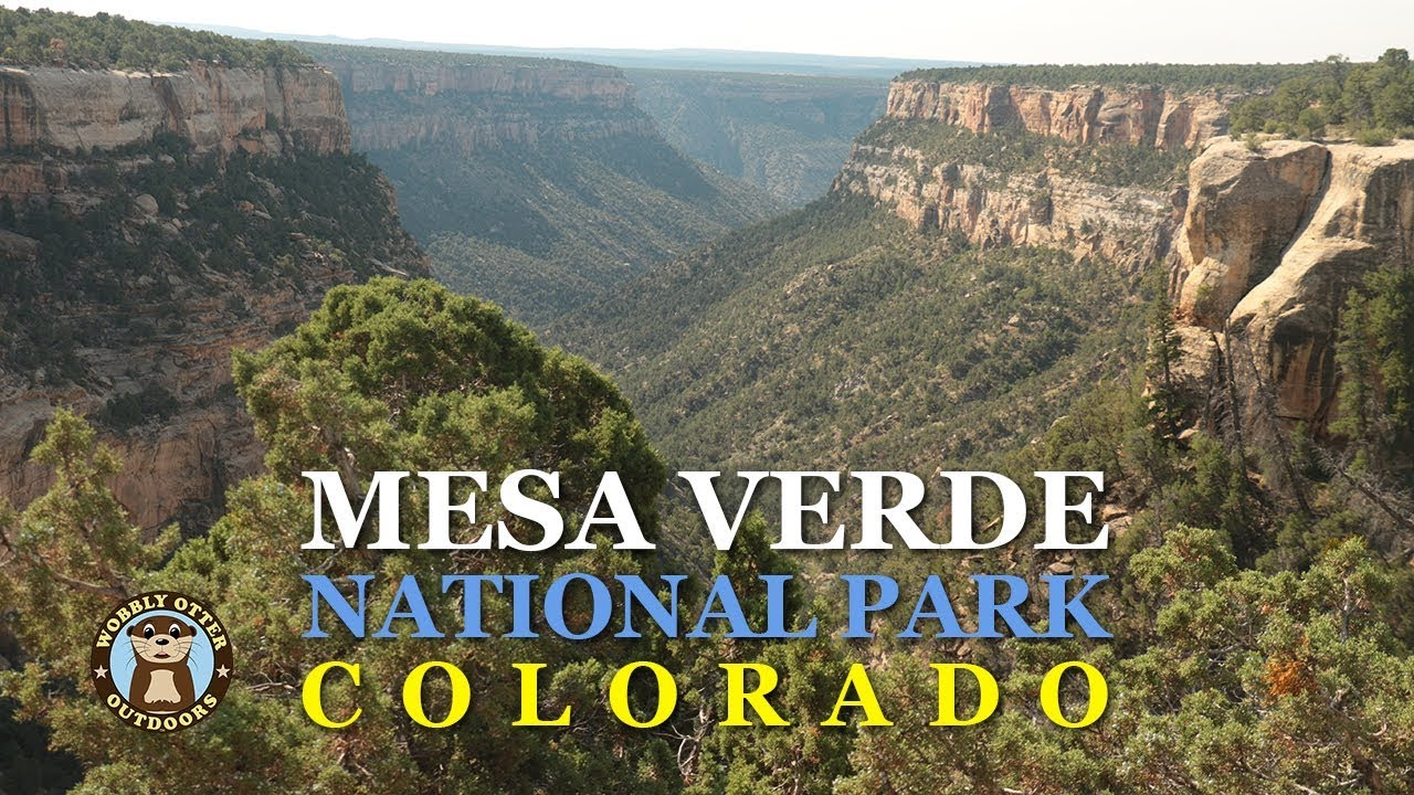 Camping & Exploring Mesa Verde National Park and Four ...