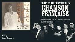 Anne Sylvestre - Aveu -  Chanson française
