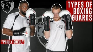 4 Styles of Boxing Guards